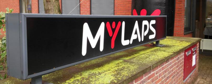 elektroniczny pomiar czasu systemem MYLAPS
