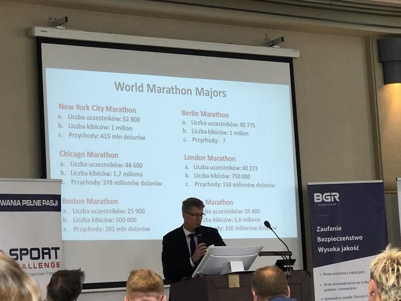 Największe maratony na świecie 2019