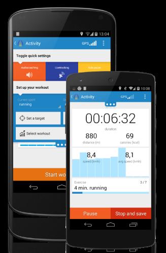 Aplikacja mobilna zawodów sportowych