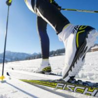 Sporty zimowe pomiar czasu