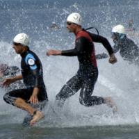 Zawody pływackie pomiar czasu