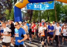 Organizacja imprez biegowych